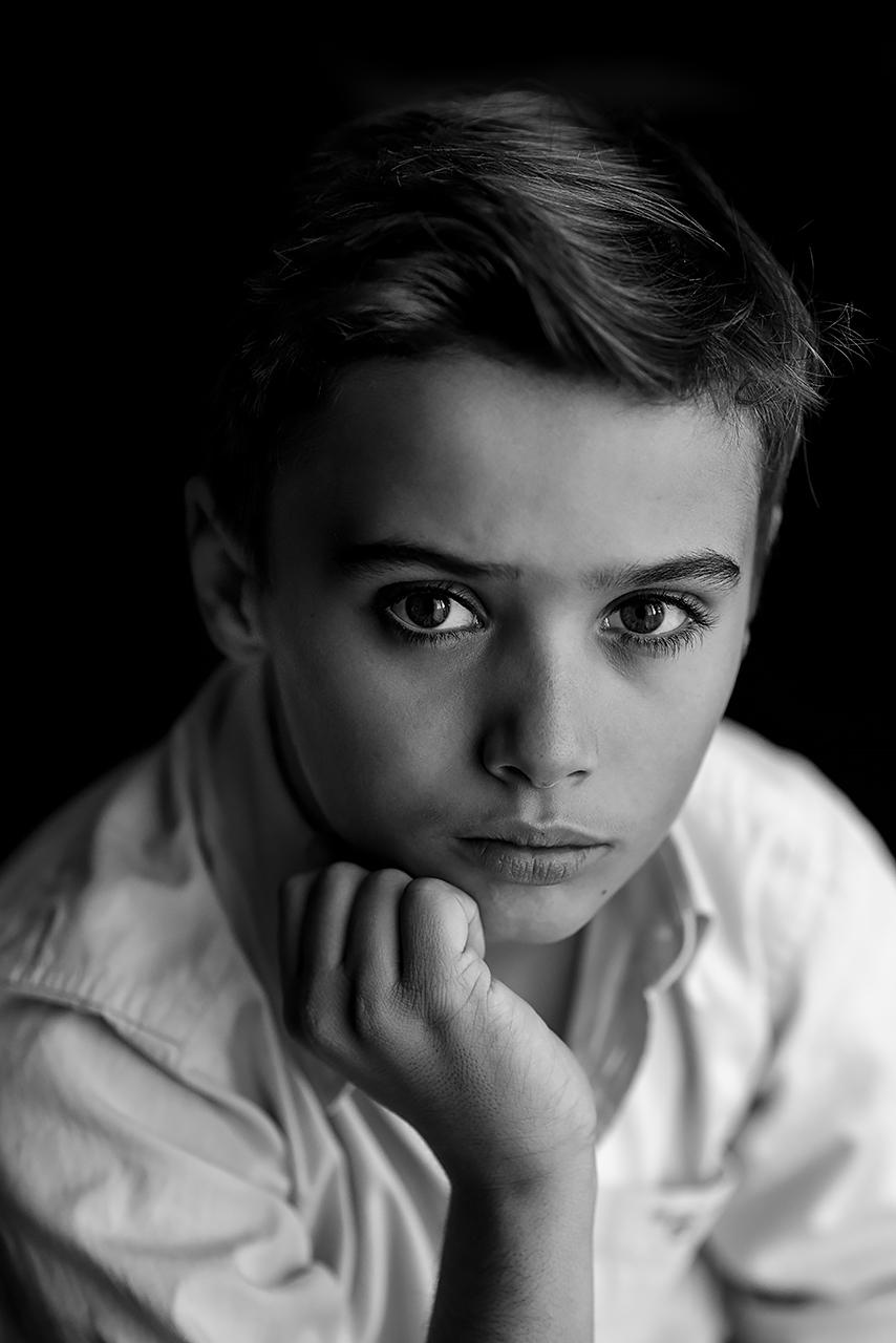 Ritratto fotografico Asti fine art di bambini e adulti di Francesco Matturro