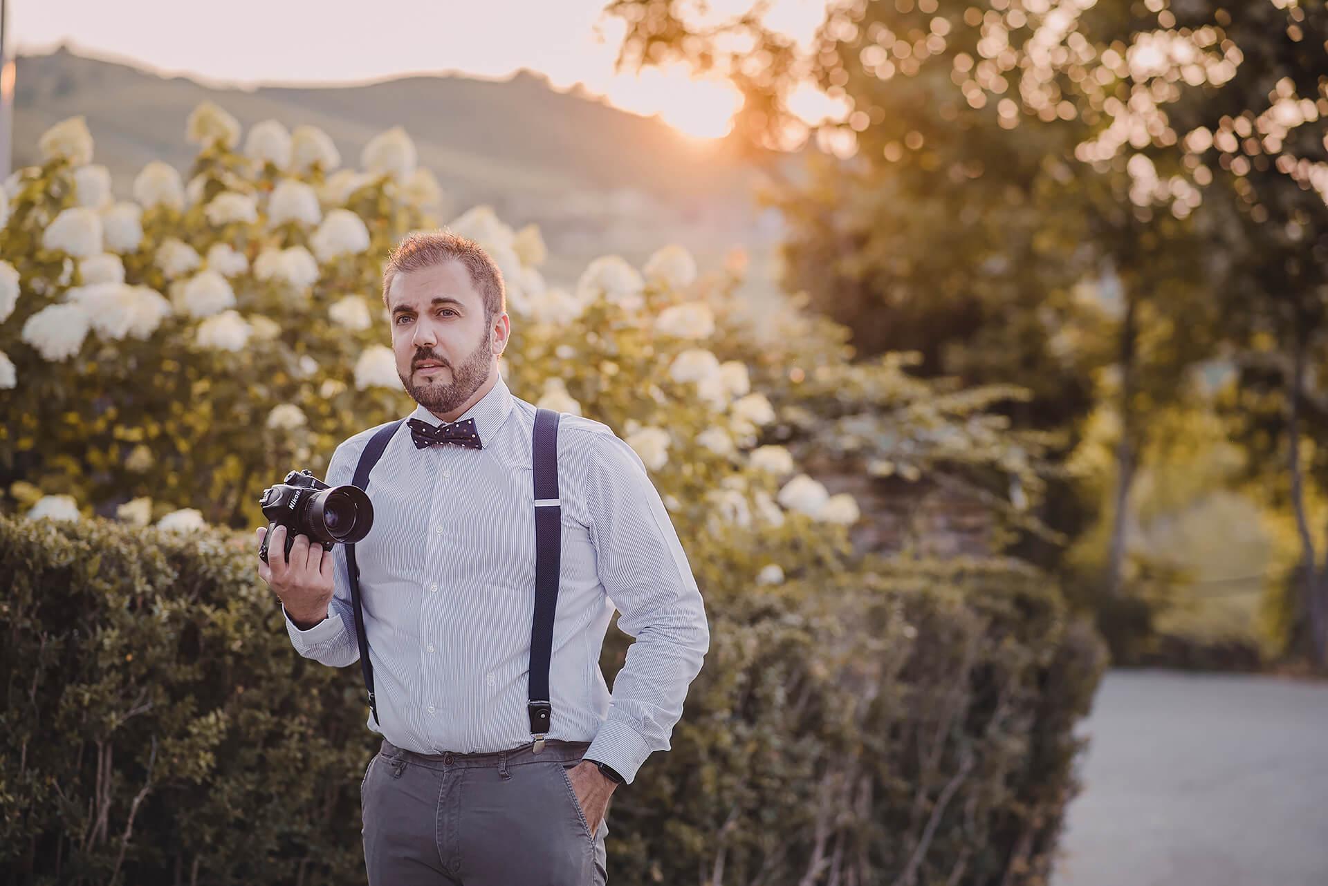 Francesco Matturro Fotografo Grafica aziendale e siti web