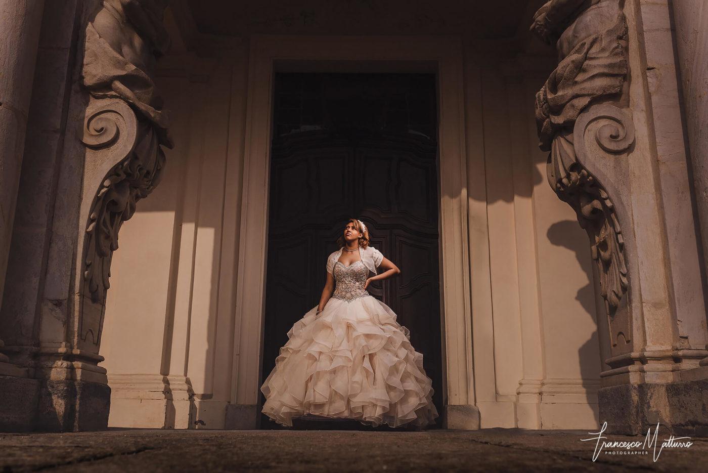 Servizi fotografici per negozi atelier sposa sposi vestiti ed abiti editoriali catalogo ad Asti